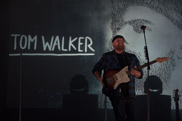 Tom Walker, Open'er Festival 2019 / fot. Jarek Sopiński