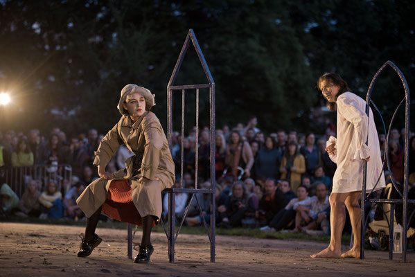 "Teatr Formy, ""Oblicza Salvadora Dali"" (PL)"