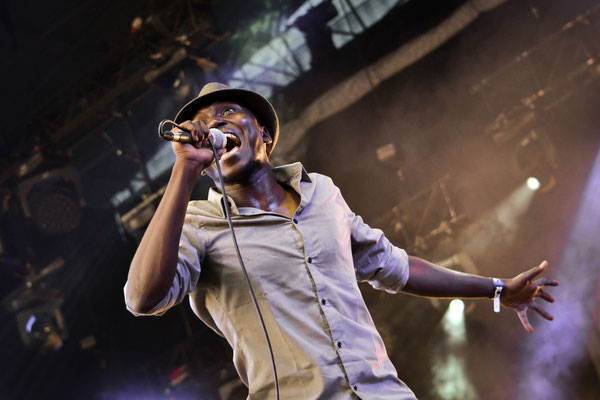 Songhoy Blues / Off Festival 2015