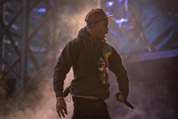 Travis Scott, Open'er Festival 2019 / fot. Jarek Sopiński