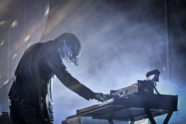 Radiohead / fot. Jarek Sopiński