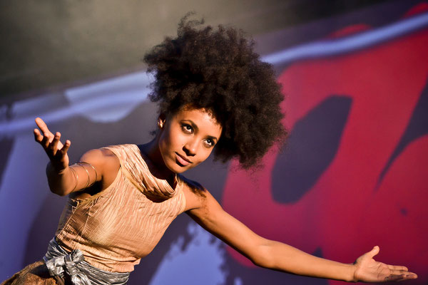 Esperanza Spalding / Solidarity of Arts 2014