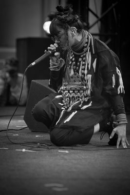 KARYYN, Halfway Festival 2019 / fot. Jarek Sopiński
