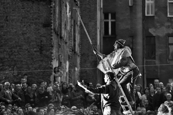 """The Passifists"" (De Jongens, NLD), FETA 2017, fot. Jarek Sopiński"