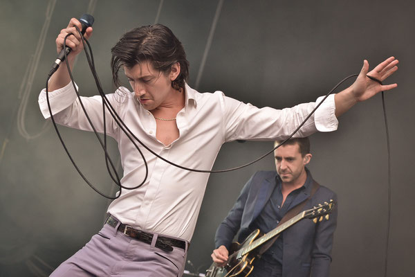 Alex Turner / The Last Shadow Puppets / Open'er Festival 2016