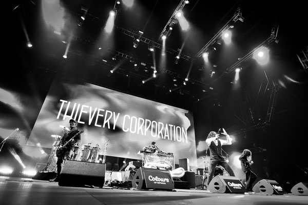 Thievery Corporation / Colours of Ostrava 2016
