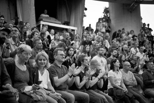 Publiczność, Halfway Festival 2019 / fot. Jarek Sopiński
