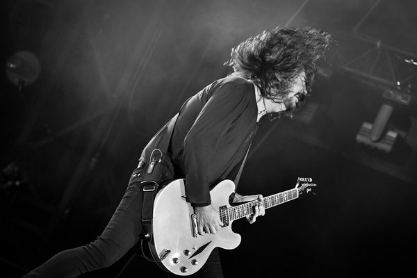 Foo Fighters / Fot. Jarek Sopiński