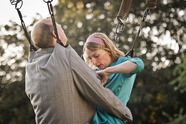 "Hendrick-Jan de Stuntman meets Merel Kamp, ""Springtime"" (NL)"