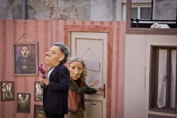 "Teatr Pantomimy MIMO, ""Dom z moich snów"" (PL)"