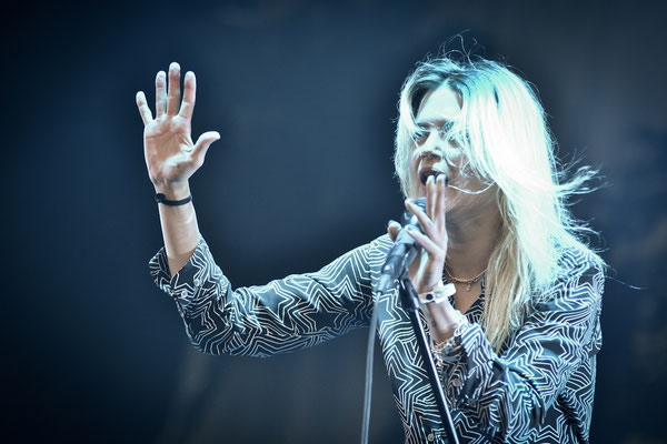 The Kills / Fot. Jarek Sopiński