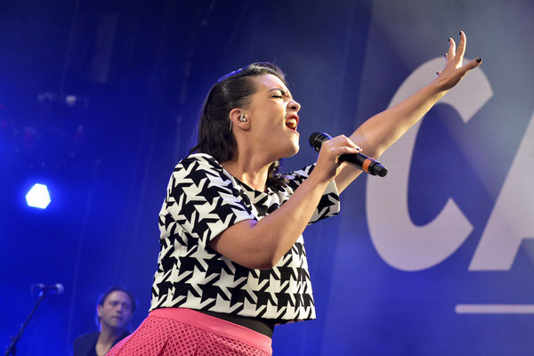 Caro Emerald / Colours of Ostrava 2016