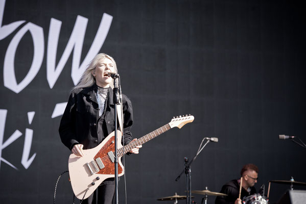 Daria Zawiałow, Open'er Festival 2019 / fot. Jarek Sopiński