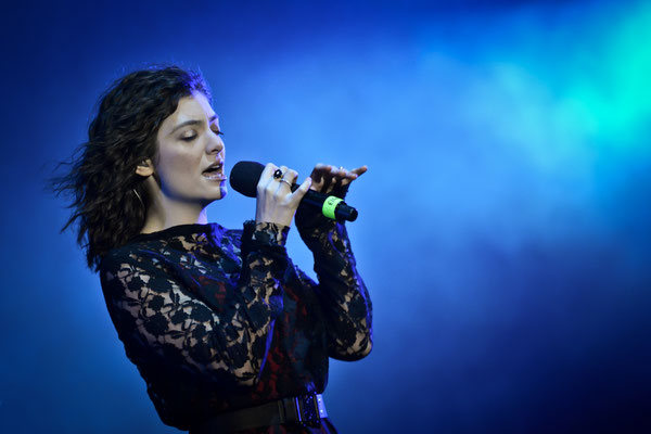 Lorde / Open'er Festival 2017 / Fot. Jarek Sopiński
