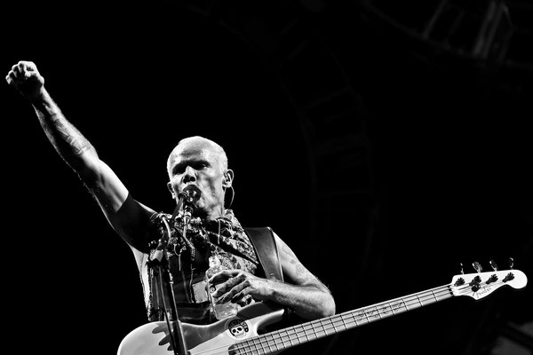 Flea / Red Hot Chili Peppers / Open'er Festival 2016