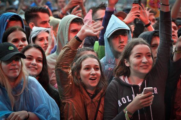 Publiczność / Fot. Jarek Sopiński