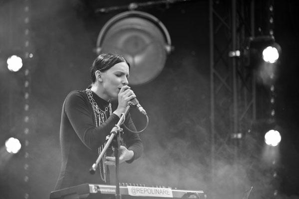 Palina, Halfway Festival 2019 / fot. Jarek Sopiński