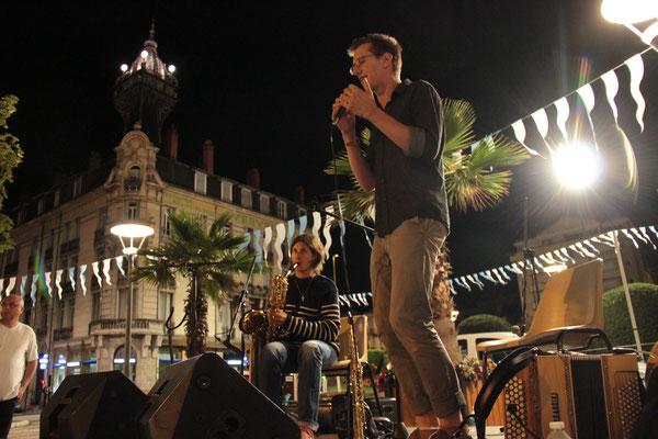 Août 2016 - Le Puy-en-Velay (43)