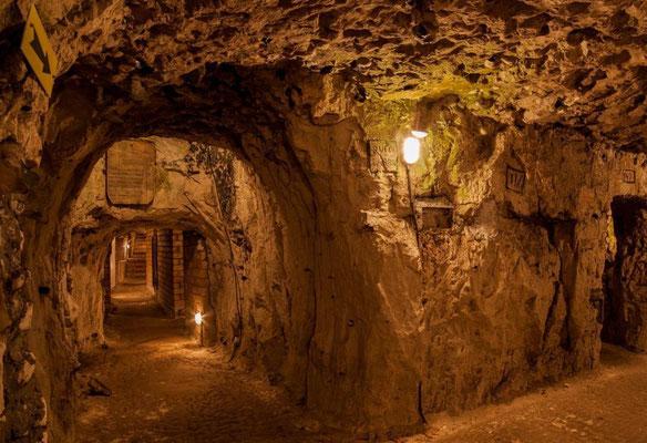 Grottes de Naours _Copyright Grottes de Naours 03.2018