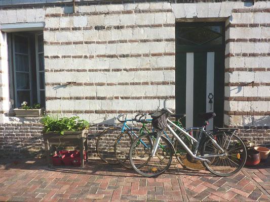 Copyright Laure Fauchille - nos vélos