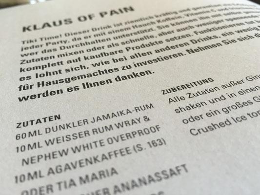Rum aus Jamaika, Tequila Reposado (100% Agave) und Kaffee aus Mexiko und Ginger Bier von Fever-Tree - ein Teil der insgesamt sechs Zutaten unseres Tiki-Cocktails.