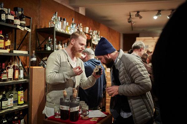 Felix Georg Kaltenthaler war mit seinem Revolte Rum zu Besuch