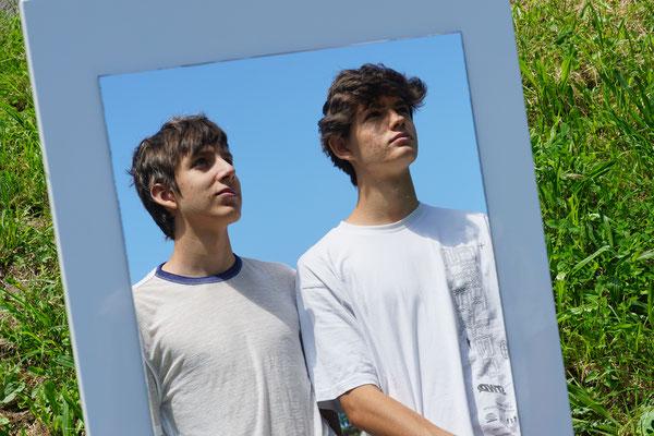 Platz 1 - Selfie - Antinio Ruiz und Guillermo Perez