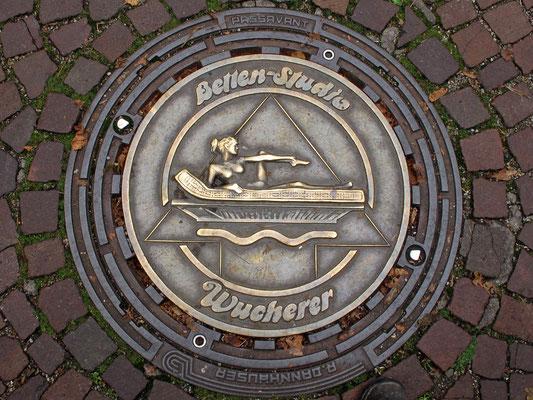 Kurt Eberhardt_Kanaldeckel Bad Mergentheim_                  IMG_4466