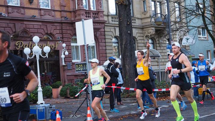 Frankfurt Marathon 2017 Bilder Unserer Marathonläufer Bericht Und