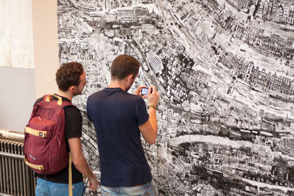 Unseen Foto Fair 2014 - Sohei Nishino - Exploring the city in pieces