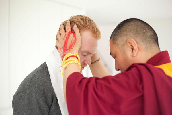 Coach Petra Hofstede  organiseerde in samenwerking met Robert Bridgeman een lezing en mediatie. Te gast was Tulku Sonam Choedup Rinpoche, tibetaanse boeddhistische Lama