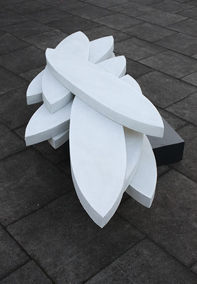Bamboo, 2011, 50 x 240 x 120 cm