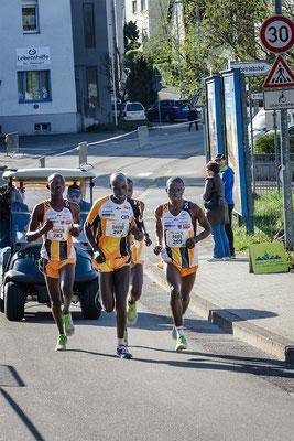 Tempo 30 beim Sankt Wendel Marathon
