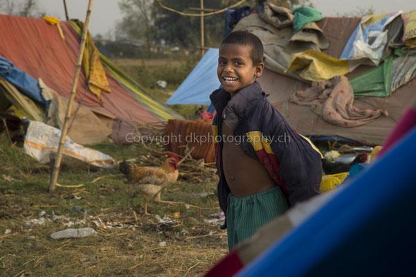 Portrait 6, aufgenommen in Nepal.