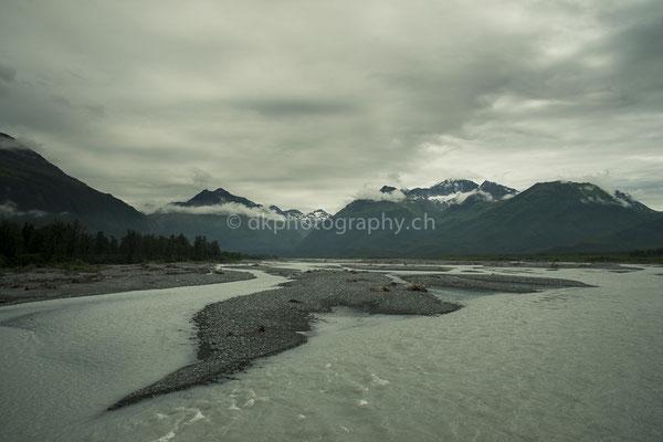 Valdez Glacier Stream (Alaska) Bild-Nummer: 129