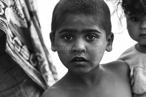 Portrait 1, aufgenommen in Nepal.