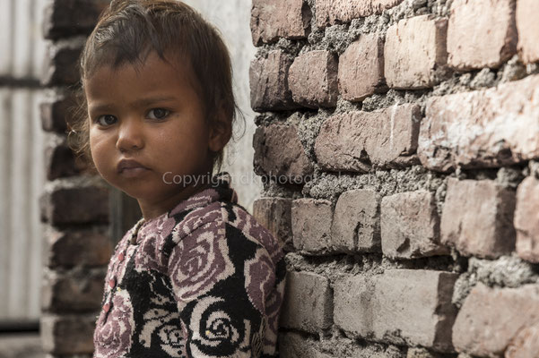 Portrait 4, aufgenommen in Nepal.