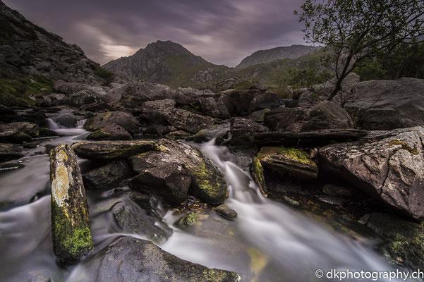 Snowdonia, aufgenommen in Wales. Bild-Nummer: 344