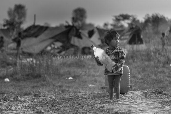 Portrait 3, aufgenommen in Nepal.
