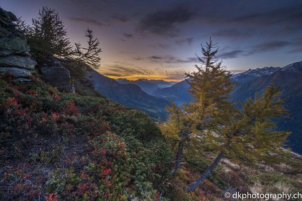 Herbst im Tessin (Ritomsee) 5. Bild-Nummer: 347