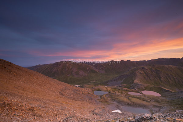 Sehr früh morgens auf dem Hatcher Pass, Alaska Bild-Nummer: 76
