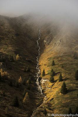 Sonne gegen Nebel (Schweiz)