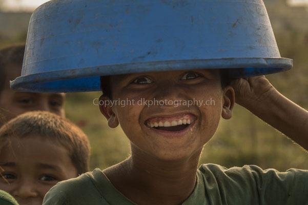 Portrait 5, aufgenommen in Nepal.