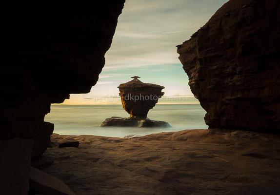 Teapot-Rock, Prince Edward Island Canada Bild-Nummer: 43