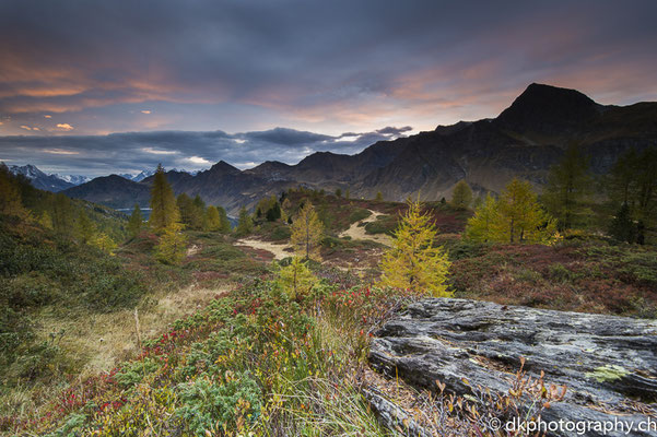 Herbst im Tessin (Ritomsee) 4. Bild-Nummer: 349