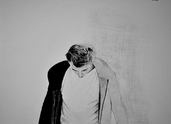 2017 | 100 x 70 | Pastell | Bild 8