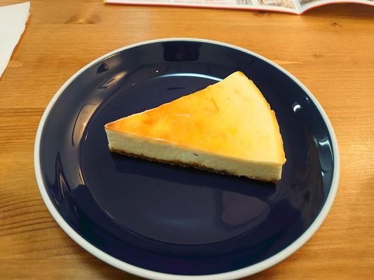チーズケーキ!グルテンフリー♪さすが、タニタ!!