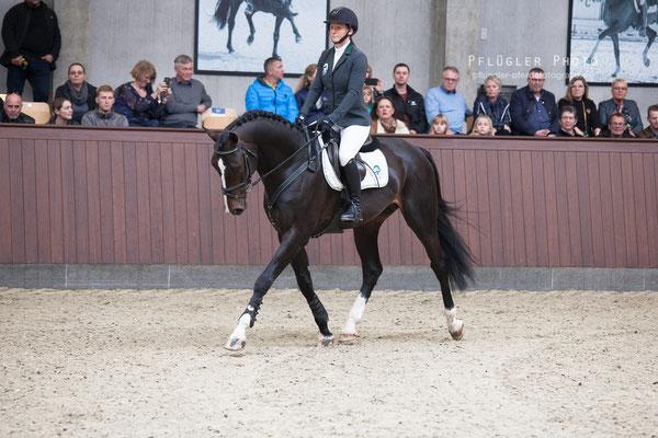 46. Cassado Ask - Reiterin Maria Bjørnkjær