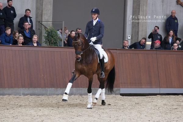 141. Blue Hors Zackery - Reiter Daniel Bachmann Andersen