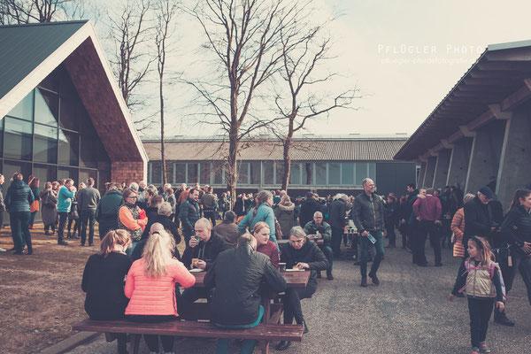 183. Blue Hors Hengstshow - Besucher